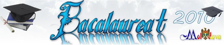 Bacalaureat Moldova